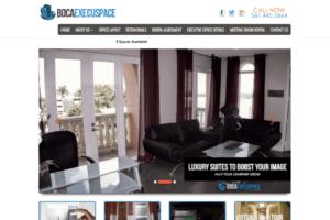 Bocaexecuspace.com digital marketing work