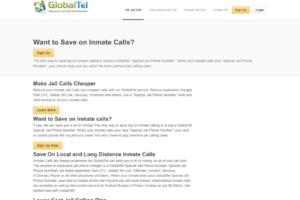 Globaltel.com digital marketing work