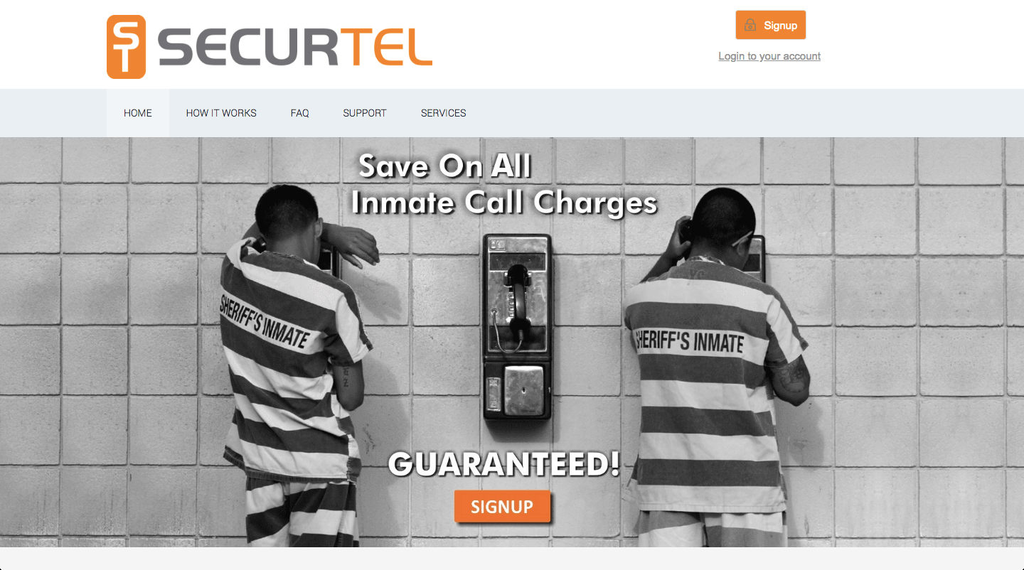 Securtel.us digital marketing work