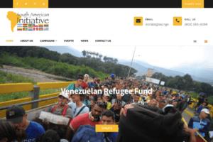 south american initiative non profit website