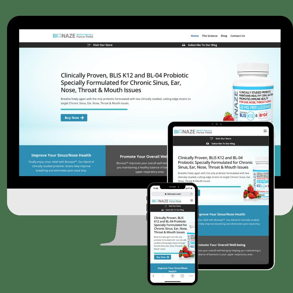 Website design by Correct Digital